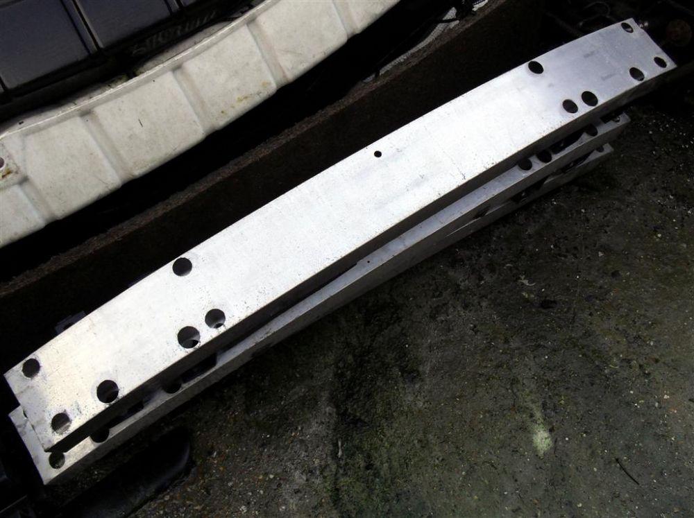 Rear bumper reinforcement beam, MX-5 mk2, NC1050260D. USED